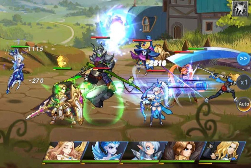 Mobile Legends Adventure APK