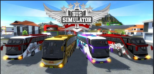 bus simulator indonesia mod apk unlimited money full terbaru
