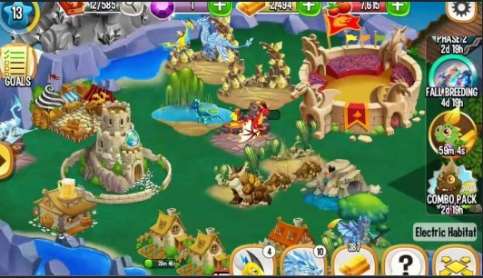 download dragon city mod apk 2019