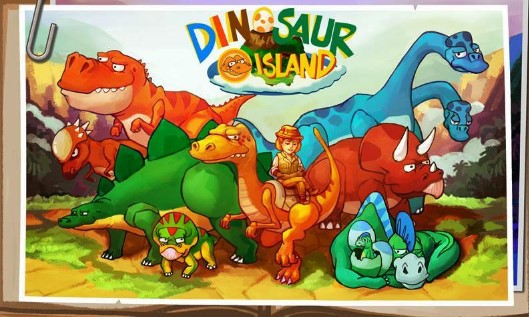 download dino island mod apk
