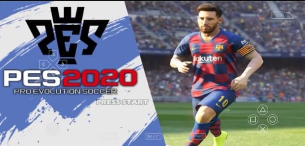 Download Game PPSSPP PES 2020