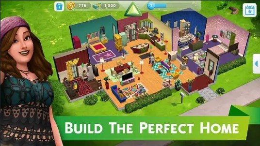 download the sims mobile mod apk data