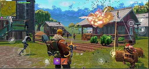 Download Fortnite Mobile mod apk