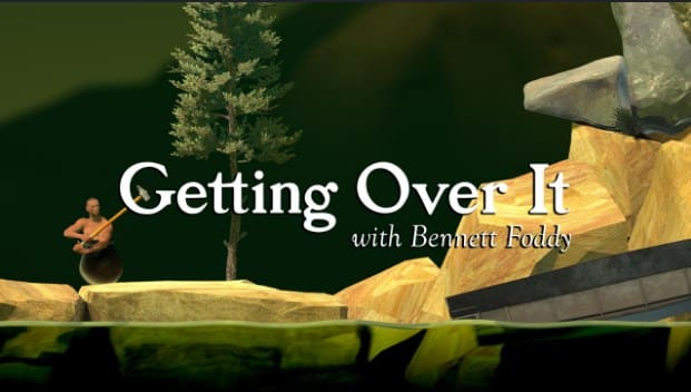 Getting Over It with Bennett Foddy Mod