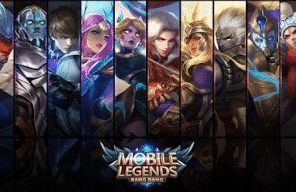 data mobile legends