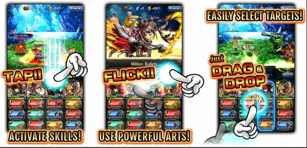 download grand summoners mod apk 2 40 1