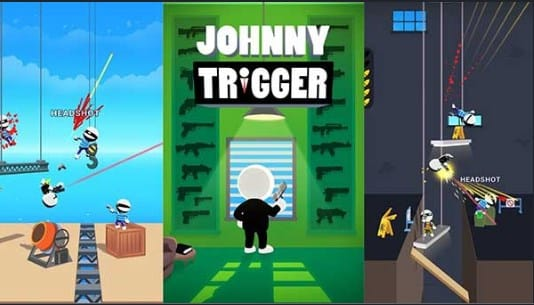download johnny trigger mod apk