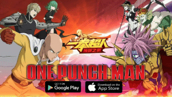 One Punch Man: The Strongest mod apk