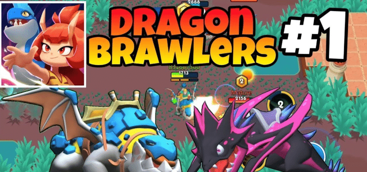 download dragon brawlers mod apk