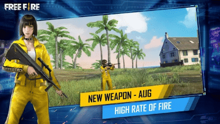 free fire 3volution mod