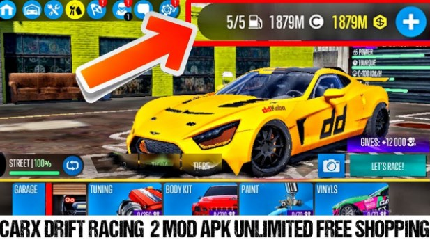 Download carx drift racing 2 apk