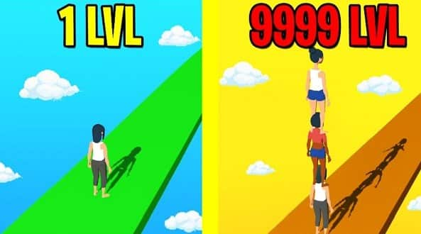 tower run mod apk android